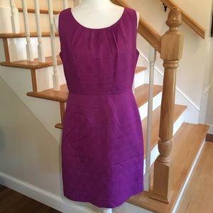 Worthington Sheath Career Dress Purple 10